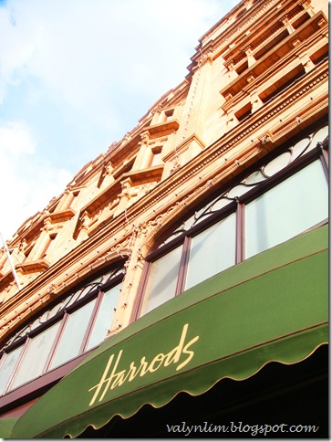 伦敦的夏天 London '09 ~第24章 Harrods