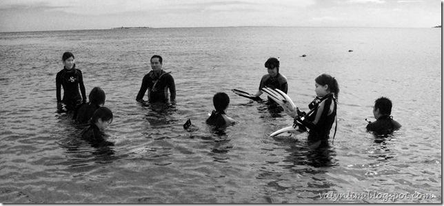 Sipadan 沙巴 第一章~ Mataking Island, The Reef Dive Resort